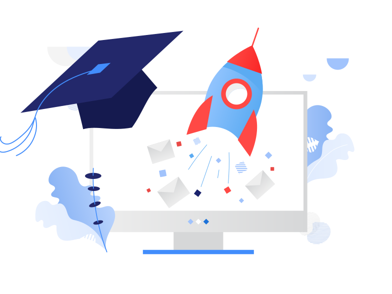 style Applying to university online Vector images in PNG and SVG | Icons8 Illustrations