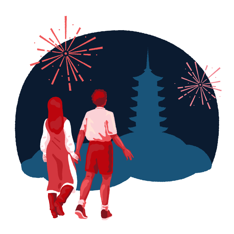 style Celebrate Chinese New Year together Vector images in PNG and SVG | Icons8 Illustrations