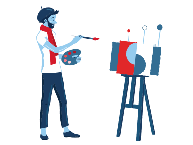 style Designer mindset  images in PNG and SVG | Icons8 Illustrations