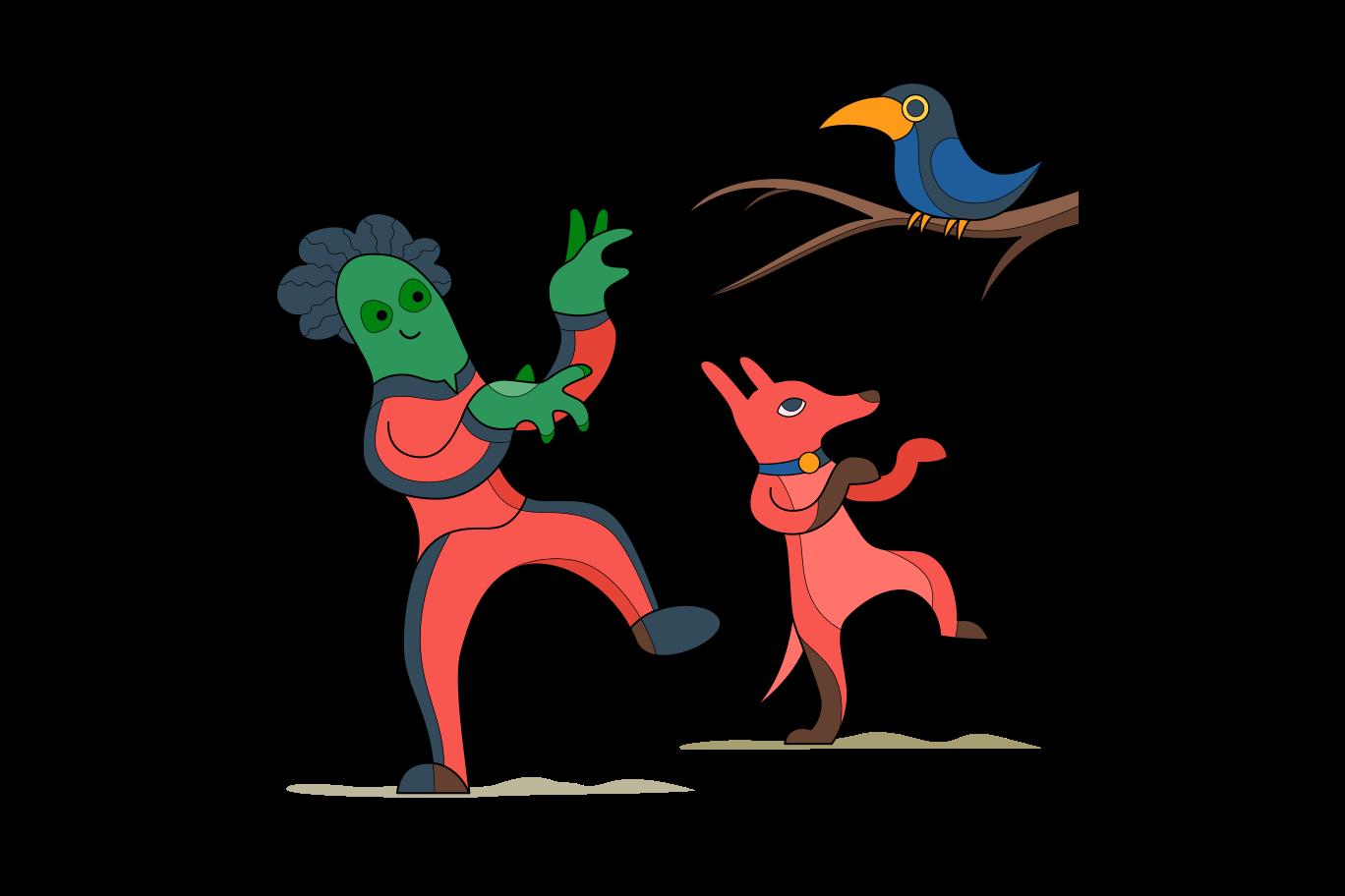 Thriller Clipart illustration in PNG, SVG