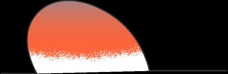 downloading  pimple Clipart illustration in PNG, SVG