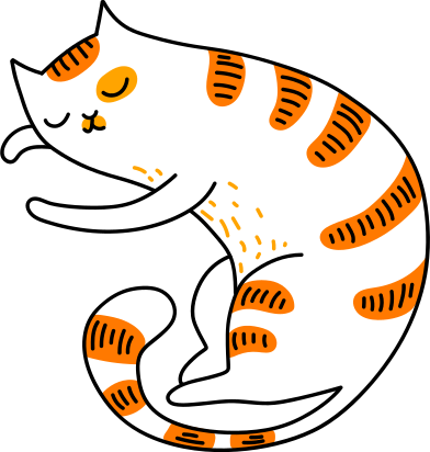 style sleeping cat images in PNG and SVG   Icons8 Illustrations