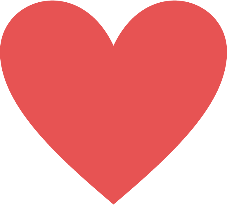 heart-red Clipart illustration in PNG, SVG