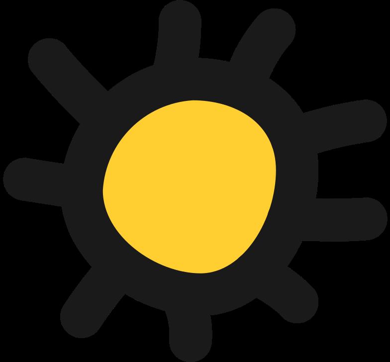 coronavirus molecule xsmall Clipart illustration in PNG, SVG