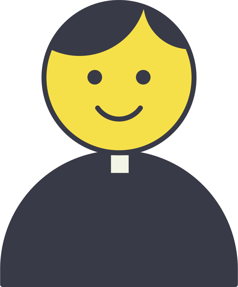 style priest Vector images in PNG and SVG | Icons8 Illustrations