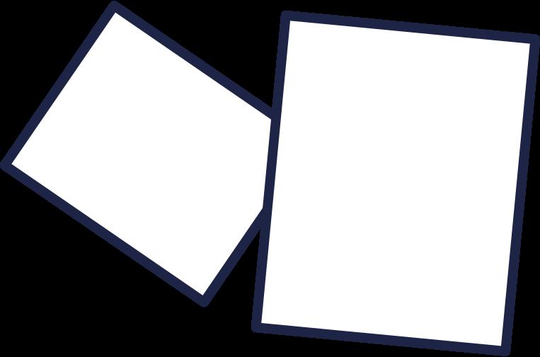 cubes line Clipart illustration in PNG, SVG