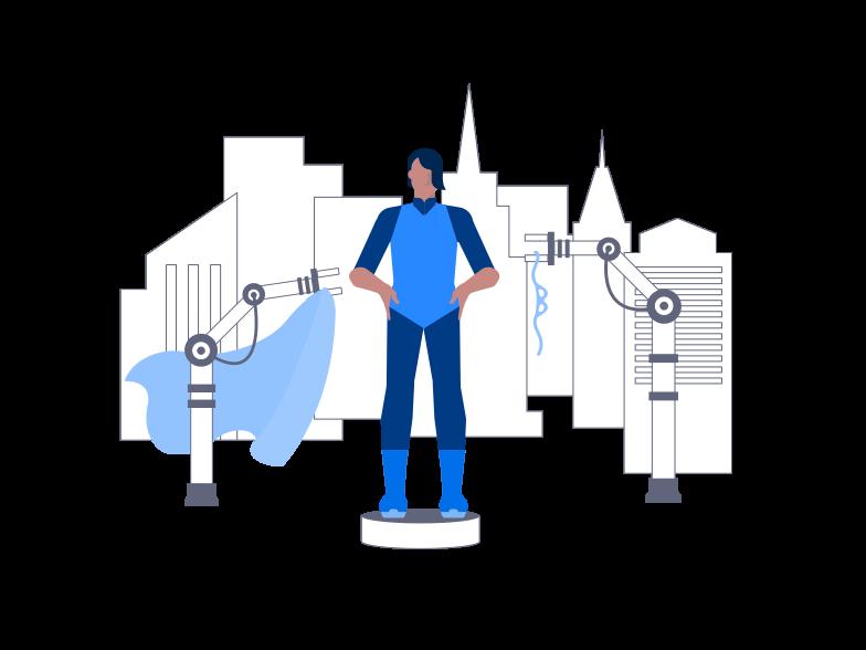 Premium upgrade Clipart illustration in PNG, SVG