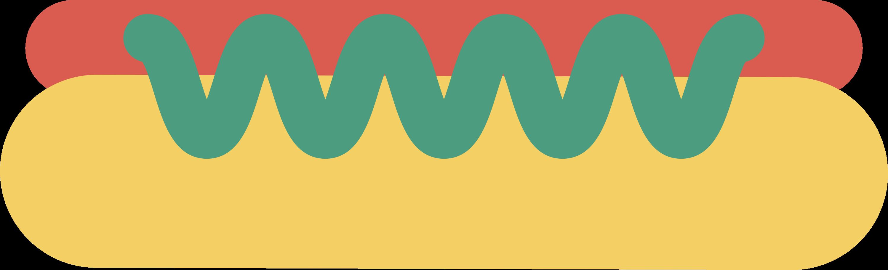 hot-dog Clipart illustration in PNG, SVG