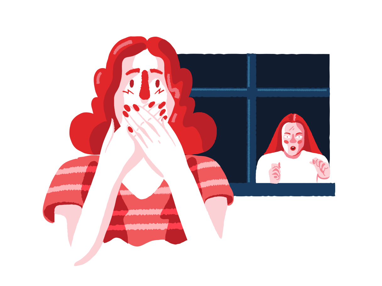 style Creepy neighbour Vector images in PNG and SVG | Icons8 Illustrations