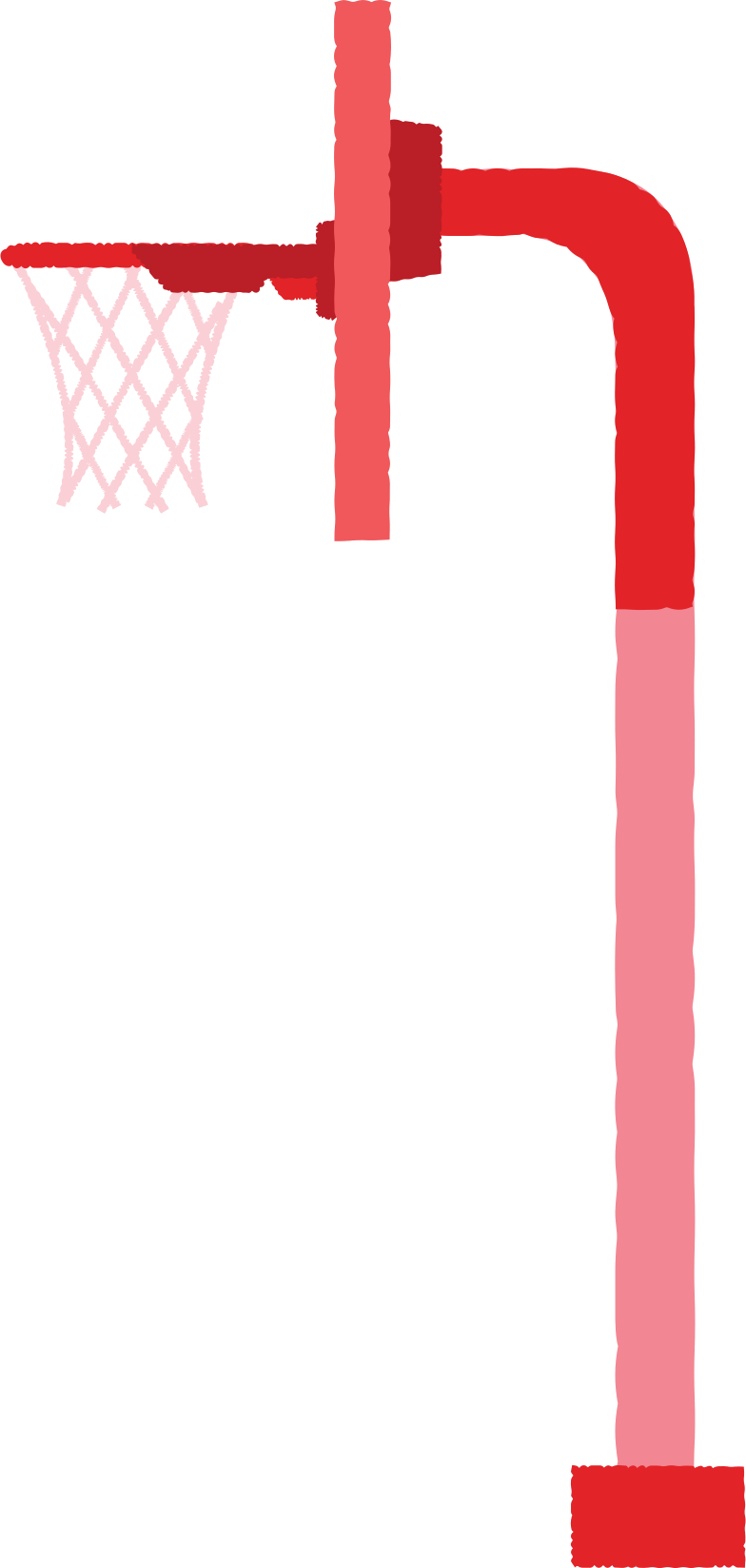 basketball-basket Clipart illustration in PNG, SVG