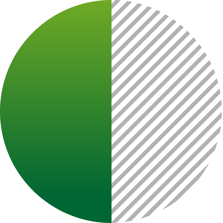 grdnt pie chart Clipart illustration in PNG, SVG