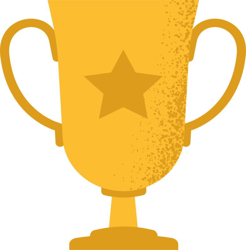 prize-cup Clipart illustration in PNG, SVG