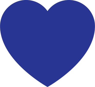 style heart dark blue images in PNG and SVG | Icons8 Illustrations