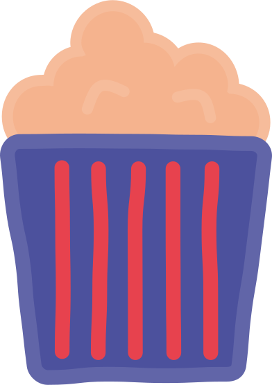 style popcorn images in PNG and SVG | Icons8 Illustrations