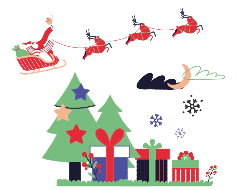 Holiday Clipart illustration in PNG, SVG