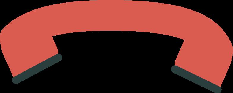handset Clipart illustration in PNG, SVG