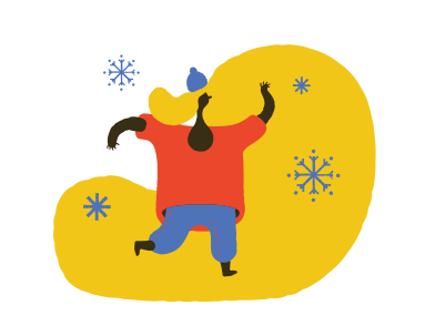 style Winter snowflakes images in PNG and SVG | Icons8 Illustrations