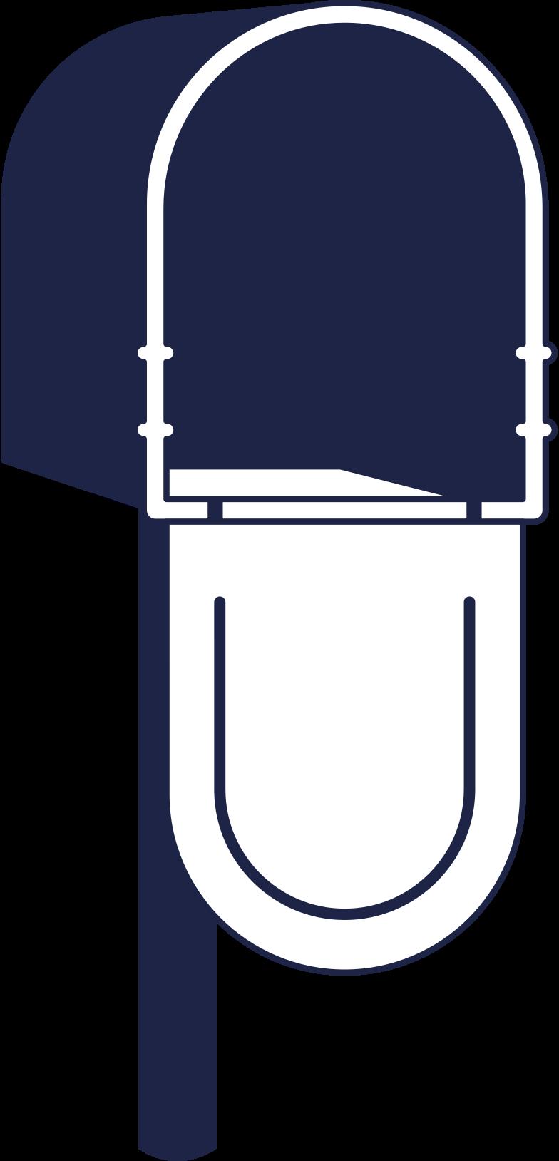 mailbox line Clipart illustration in PNG, SVG
