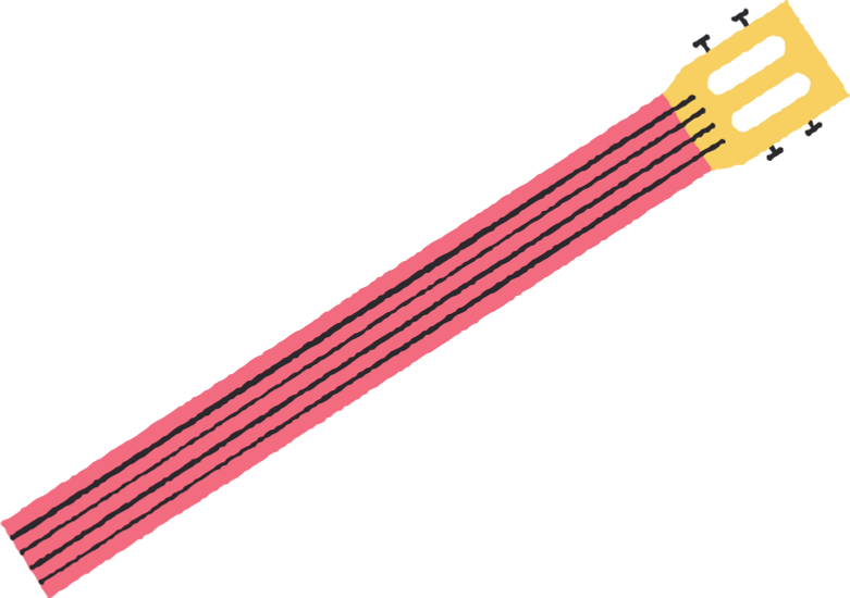 style half guitar Vector images in PNG and SVG | Icons8 Illustrations