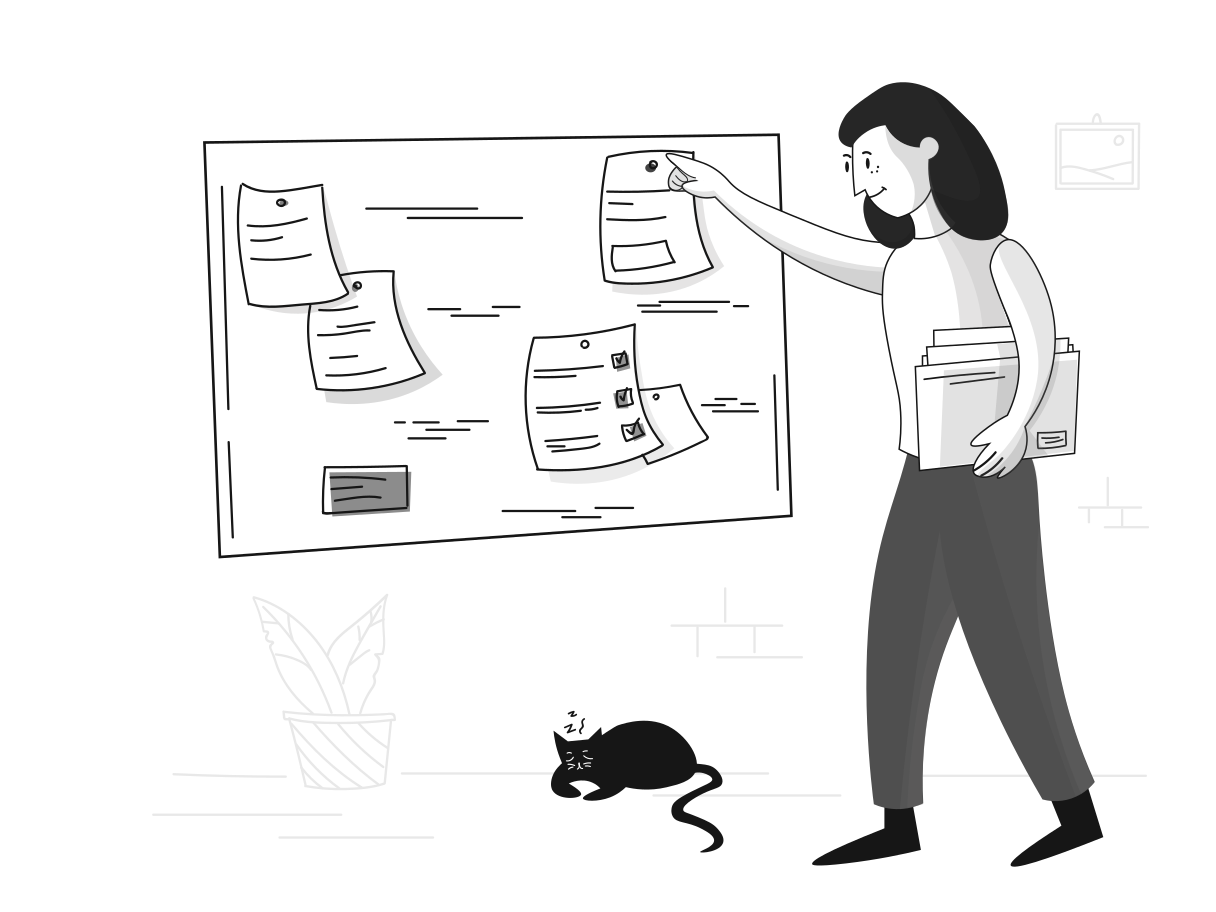 Plan Clipart illustration in PNG, SVG