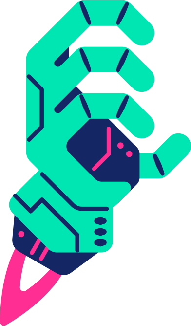 style robot hand images in PNG and SVG   Icons8 Illustrations