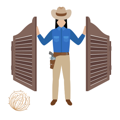 style Sheriff on duty  images in PNG and SVG | Icons8 Illustrations