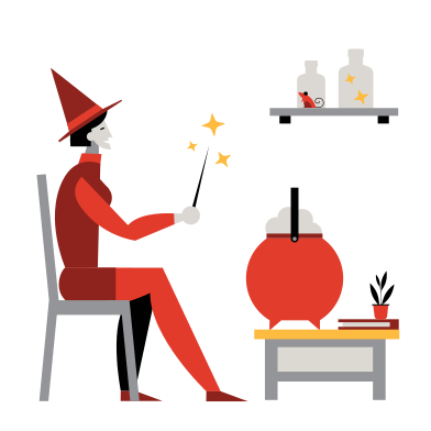 style Magic images in PNG and SVG | Icons8 Illustrations