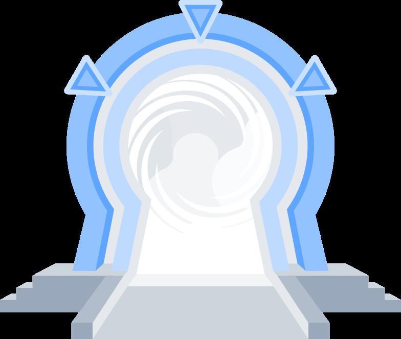 portal Clipart-Grafik als PNG, SVG