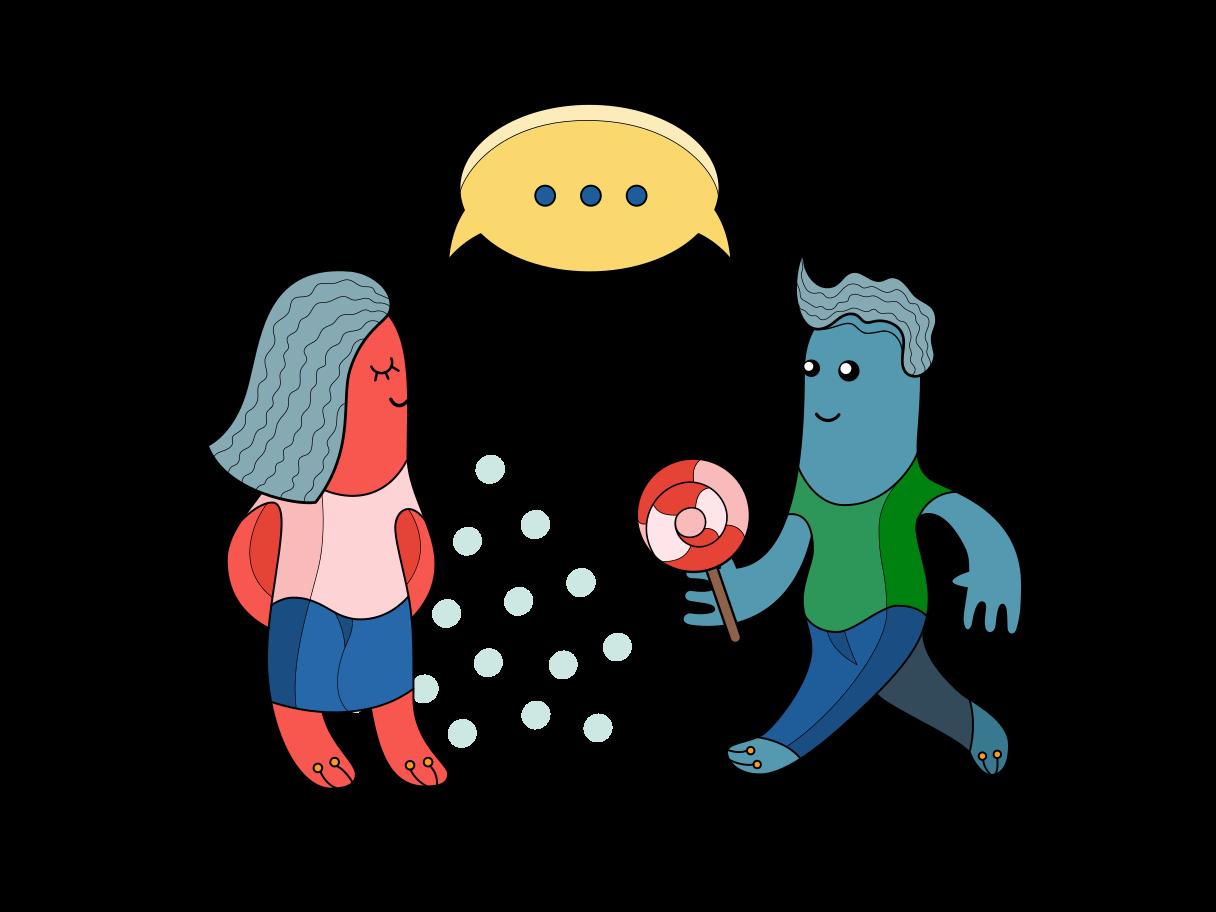 Kids Clipart illustration in PNG, SVG