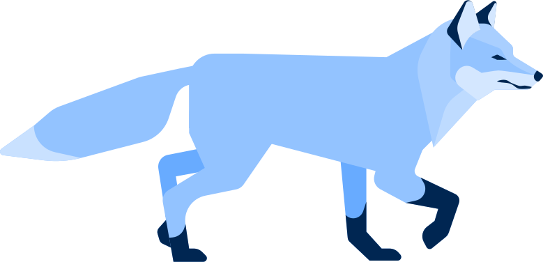 fox Clipart illustration in PNG, SVG