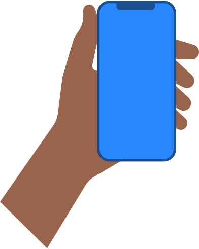 style hand with smartphone images in PNG and SVG | Icons8 Illustrations