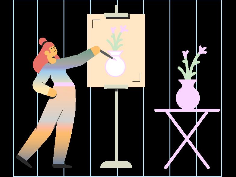 Still life Clipart illustration in PNG, SVG
