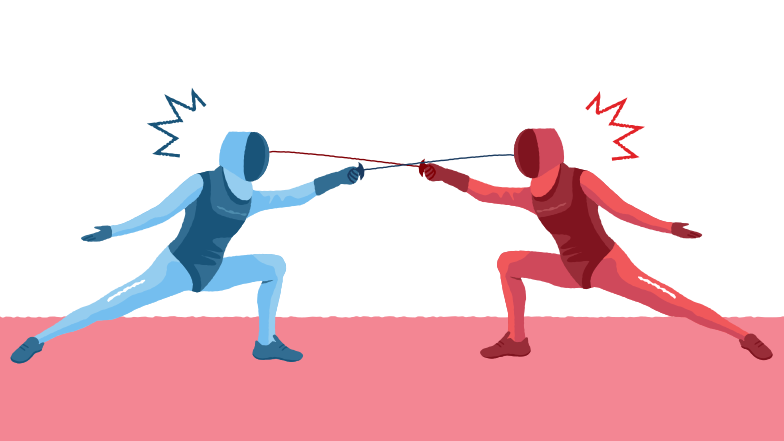 style Fencing Vector images in PNG and SVG | Icons8 Illustrations