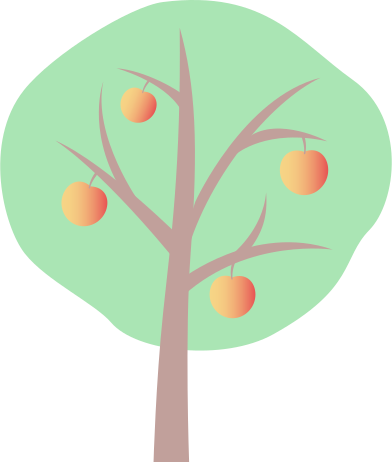 style apple-tree images in PNG and SVG   Icons8 Illustrations
