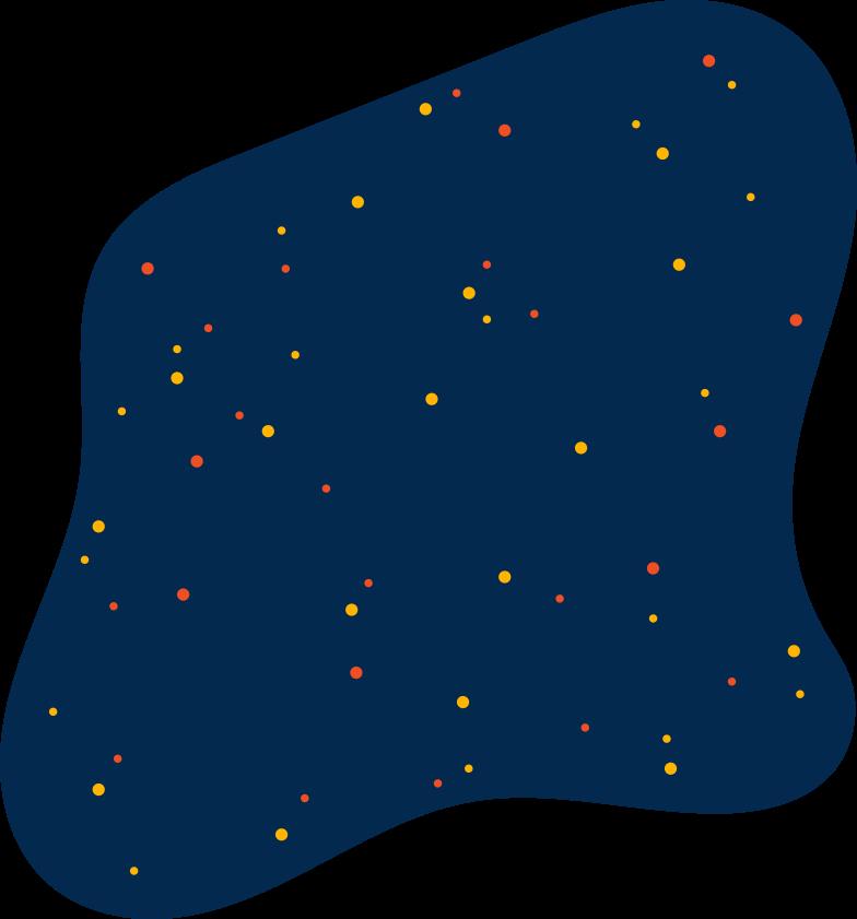 cosmos Clipart-Grafik als PNG, SVG
