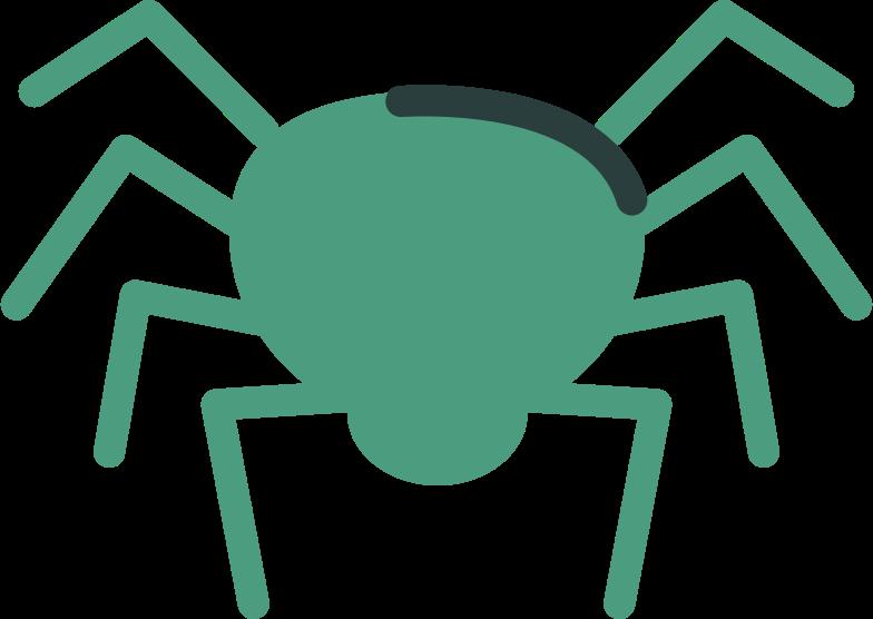 spider Clipart illustration in PNG, SVG