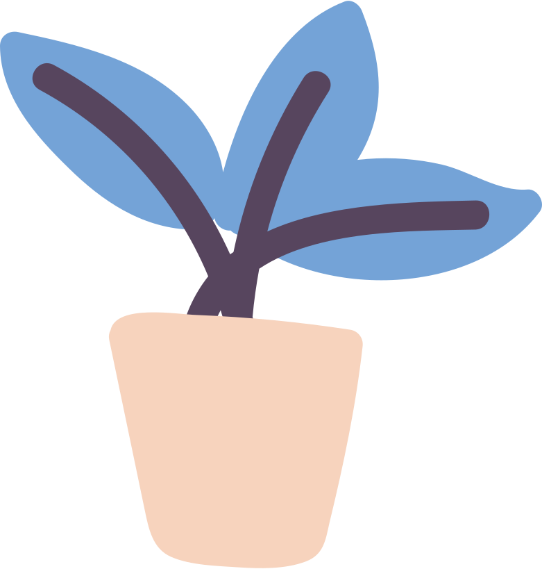 Style  fleur à la maison Images vectorielles en PNG et SVG | Icons8 Illustrations