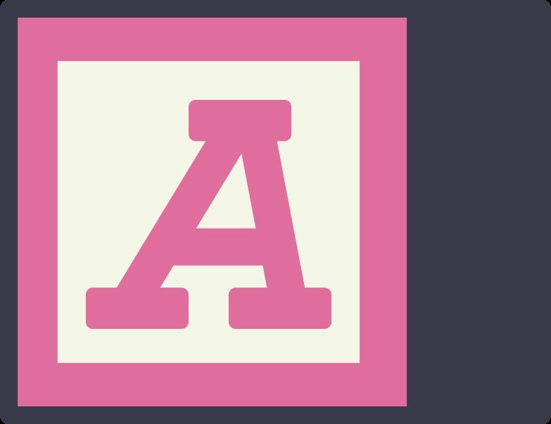 Imágenes vectoriales cubo a en PNG y SVG estilo  | Ilustraciones Icons8