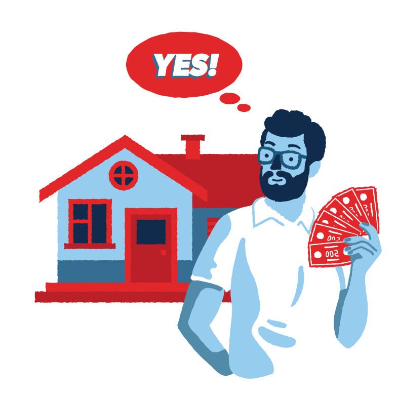 style Buying a house Vector images in PNG and SVG | Icons8 Illustrations