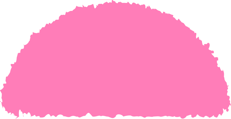 style semicircle pink Vector images in PNG and SVG | Icons8 Illustrations