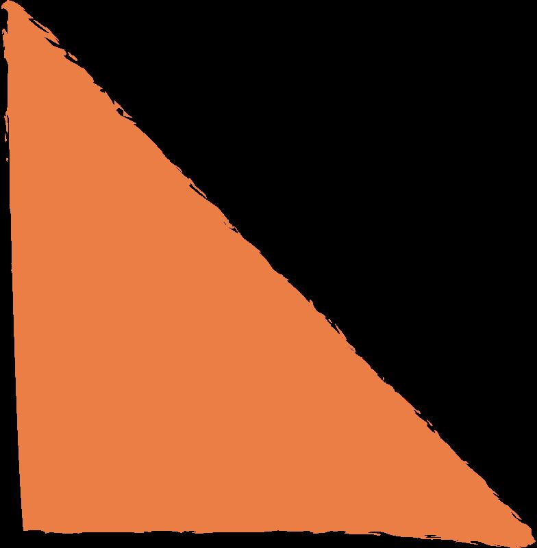 right-orange Clipart illustration in PNG, SVG