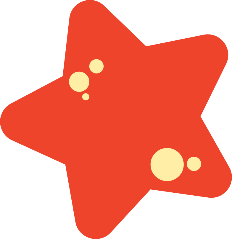 starfish Clipart illustration in PNG, SVG