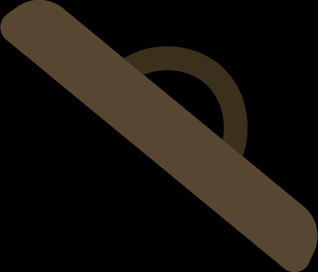 trash can lid Clipart illustration in PNG, SVG