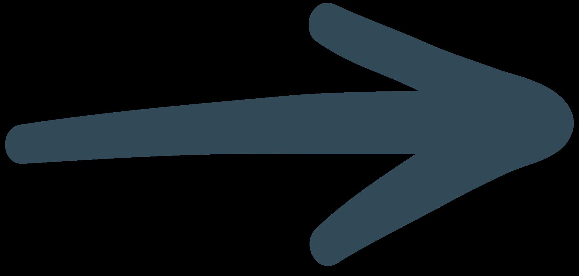 arrow darl blue Clipart illustration in PNG, SVG