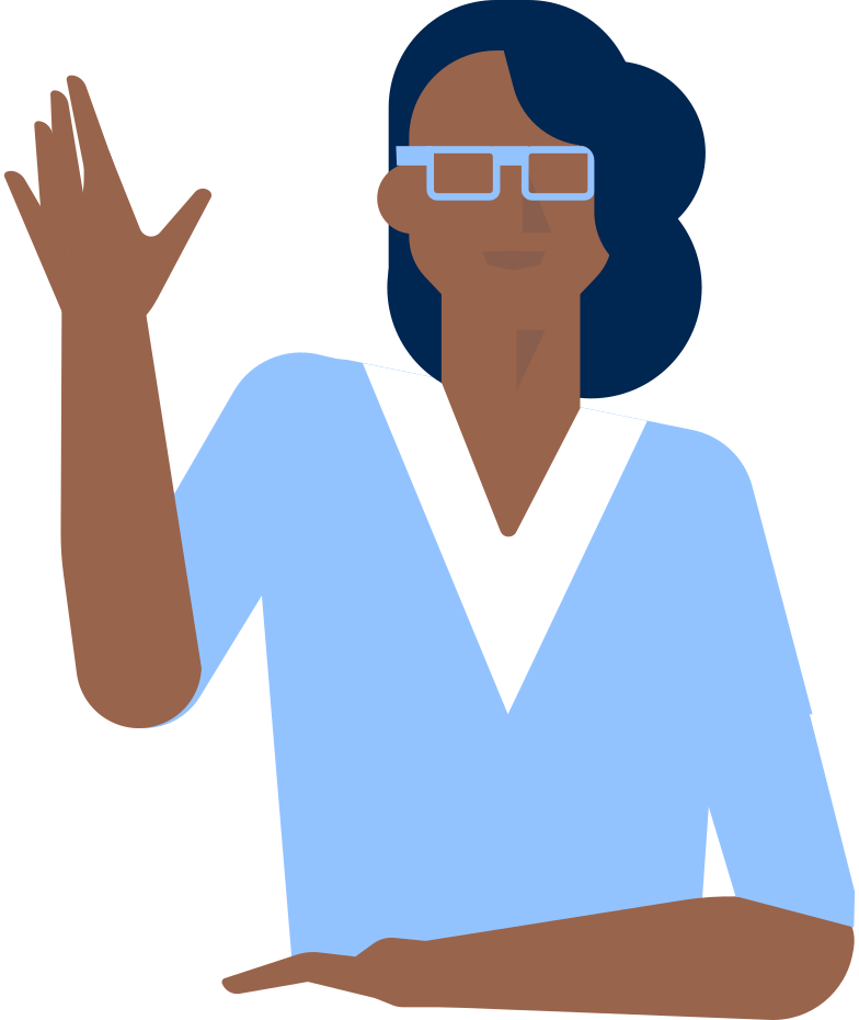 style receptionist Vector images in PNG and SVG | Icons8 Illustrations