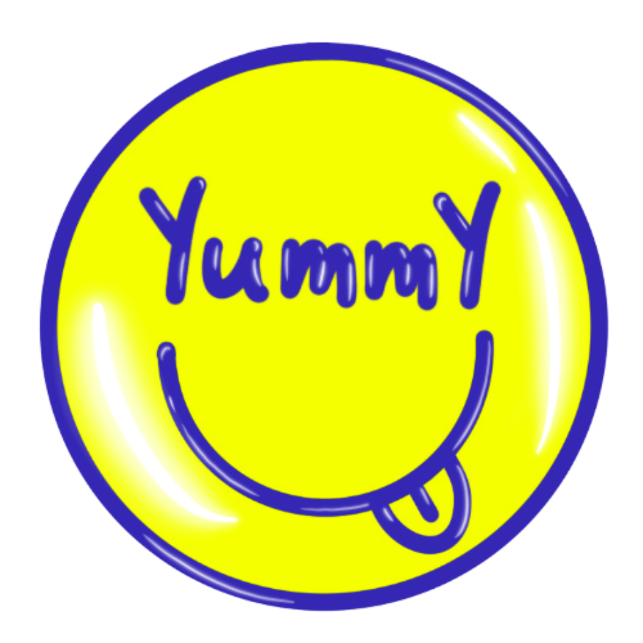 yummy smile Clipart illustration in PNG, SVG