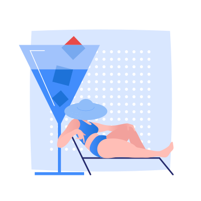 style Summer coctails images in PNG and SVG | Icons8 Illustrations
