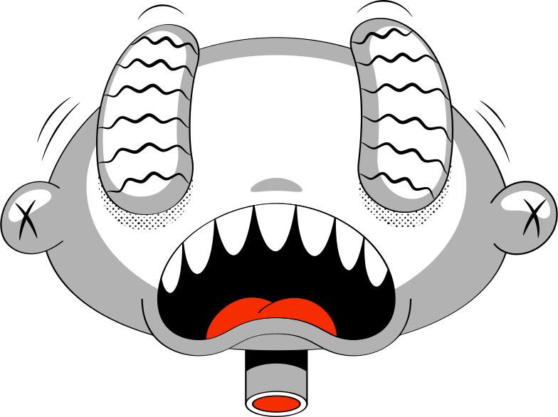 head Clipart illustration in PNG, SVG