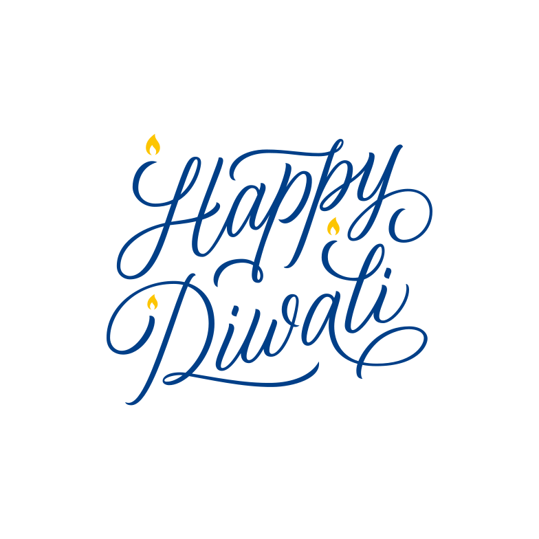 style happy diwali candles blue Vector images in PNG and SVG | Icons8 Illustrations