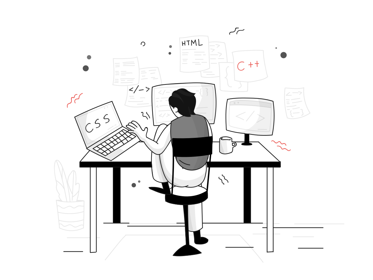 style Web development Vector images in PNG and SVG | Icons8 Illustrations